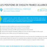Le Dossier Médical Partagé : la position de eHealth France