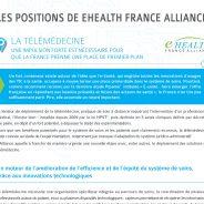 La télémédecine : la position de eHealth France